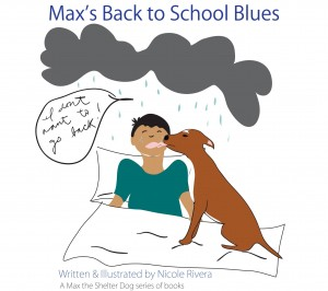 Max's Back to School Blues
